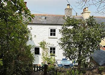 Pathfields Cottage in Cornwall