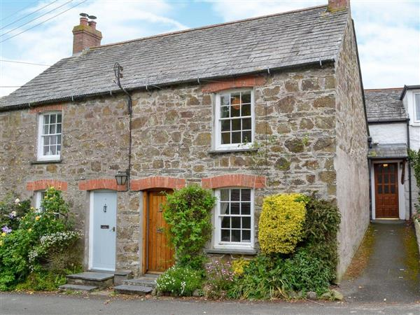 Pauntley Cottage in Cornwall