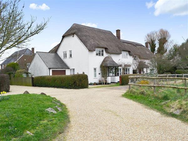 Peach Cottage in Dorset