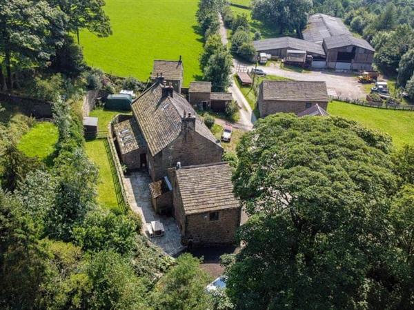 Peak Boutique Cottages - Booth Farm, Derbyshire