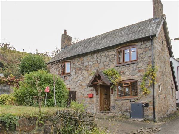 Pear Tree Cottage in Shropshire
