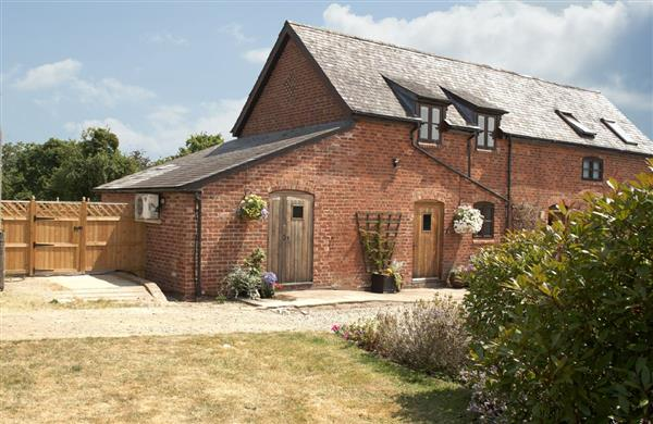 Pear Tree Cottage in Herefordshire