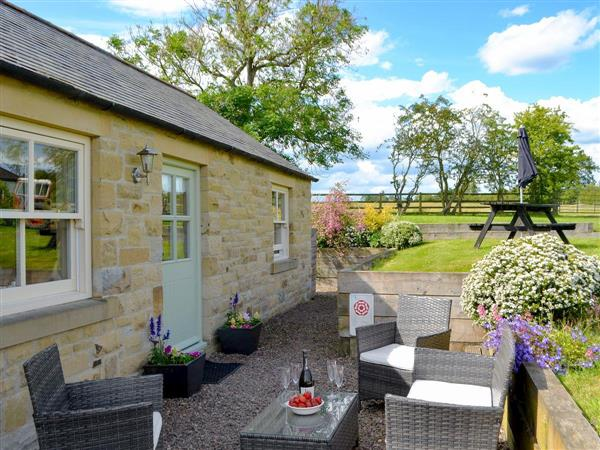 Pear Tree Cottage in Northumberland