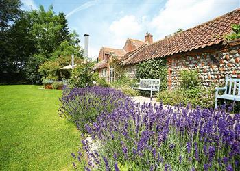 Pear Tree Cottage in Norfolk