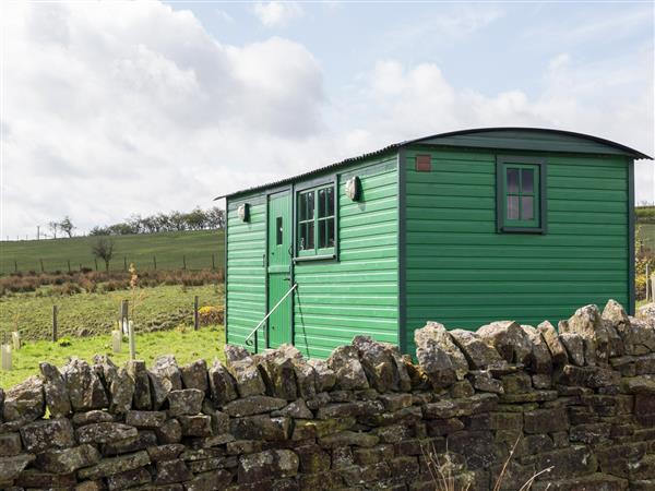 Peat Gate Shepherds Hut in Northumberland