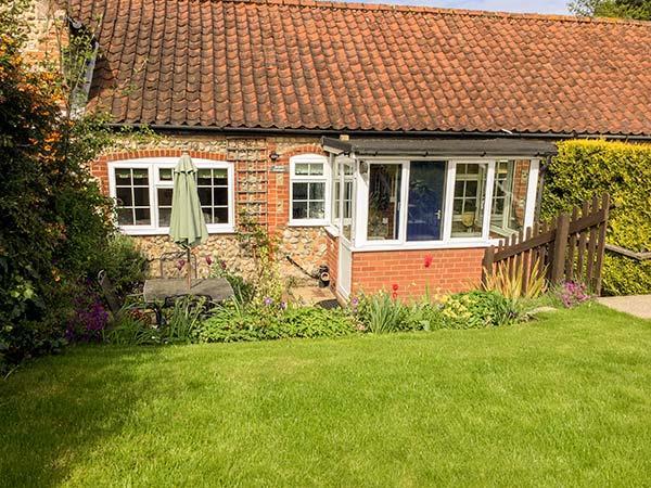 Pebble Cottage in Norfolk