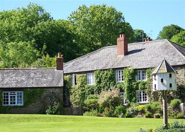 Peel Cottage, Cornwall