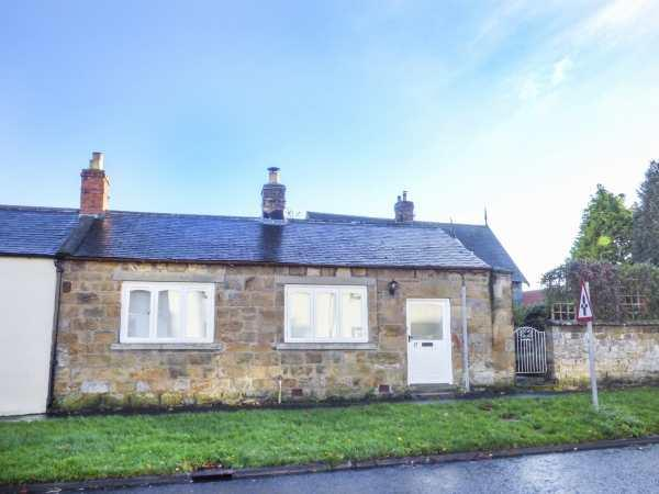 Peewit Cottage in Northumberland