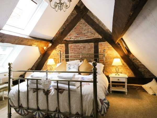 Pegge's Almshouse in Derbyshire
