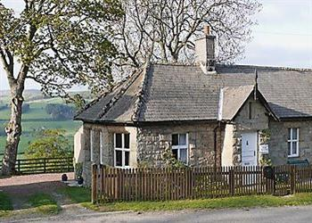 Pele Cottage in Northumberland