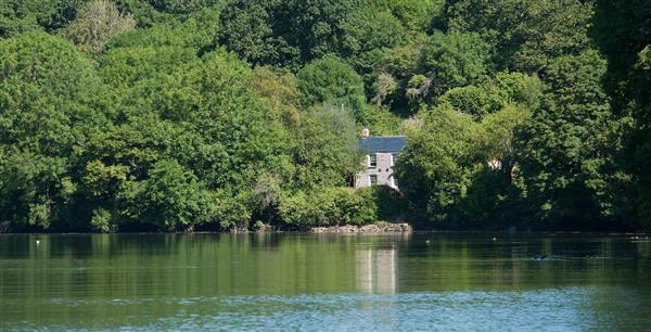 Pencreek Cottage in Cornwall