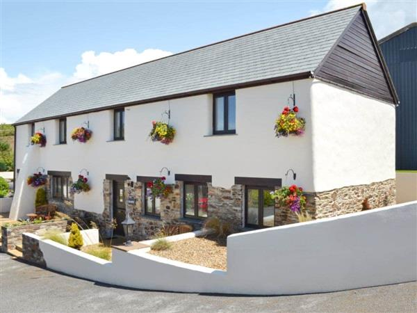 Pencrennow Farm Cottages - Daisy Cottage in Cornwall