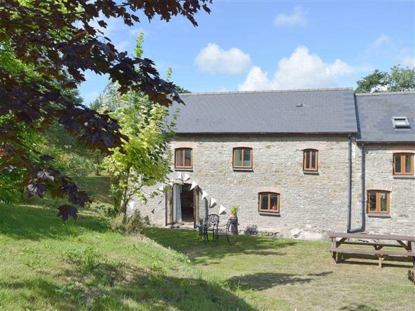Pendegy Mill - Mill Cottage in Dyfed