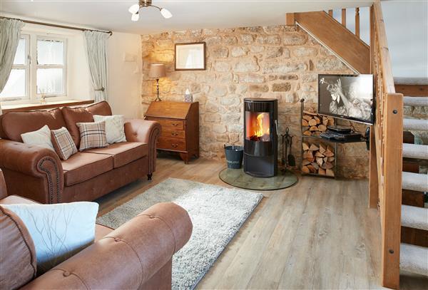 Pendleton Cottage in Derbyshire