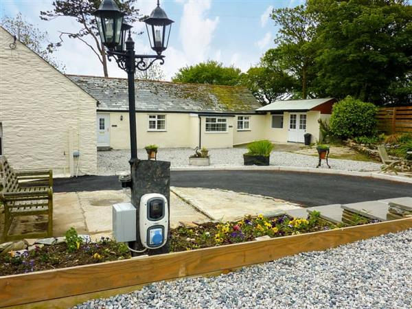 Pendragon Country Cottages - Llamrai in Davidstow, near Camelford, Cornwall