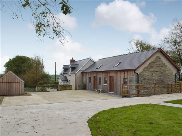 Penfeidr Cottages - Bluebell Cottage in Dyfed