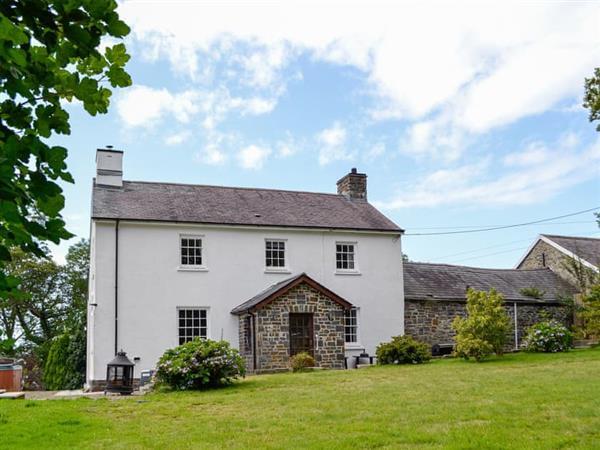 Pengarreg Fawr, Llanilar, near Aberystwyth
