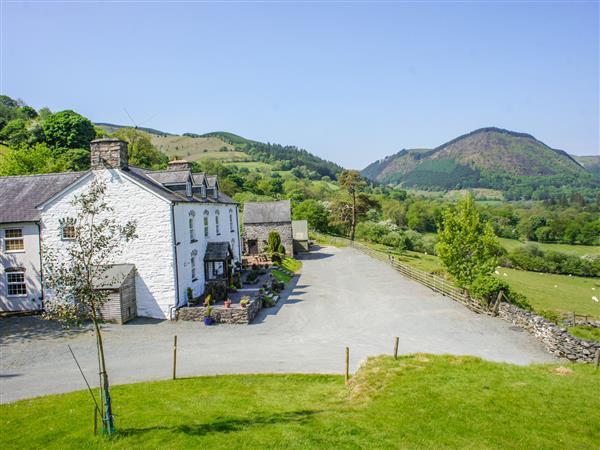 Pengwern in Powys