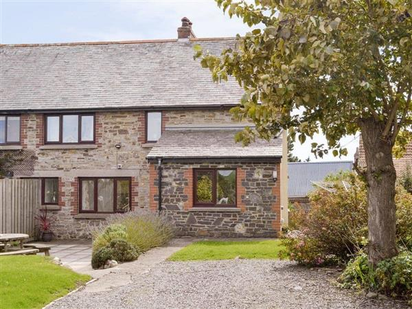 Penhill Farm Cottage in Devon