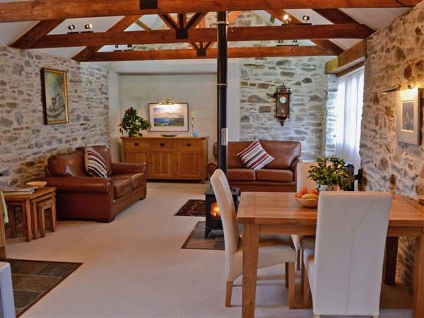 Penno Cottage in Cornwall