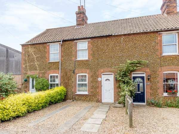 Penny Cottage in Norfolk