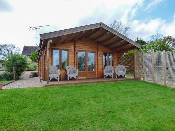 Pennylands Hill View Lodge in Worcestershire