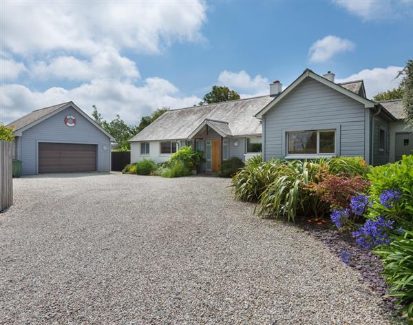 Penolver Lodge in Cornwall