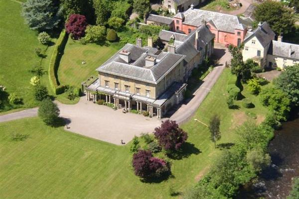 Penpont Courtyard Wing in Powys