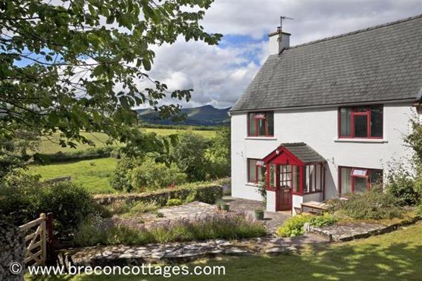 Penrheol House in Powys
