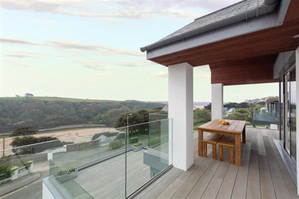 Pentire House in Cornwall