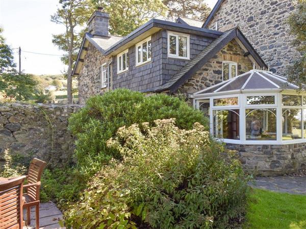 Pentre Bach Holiday Cottages - Y Llaethdy in Gwynedd