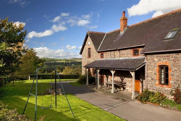 Pentwyn Cottage in Powys