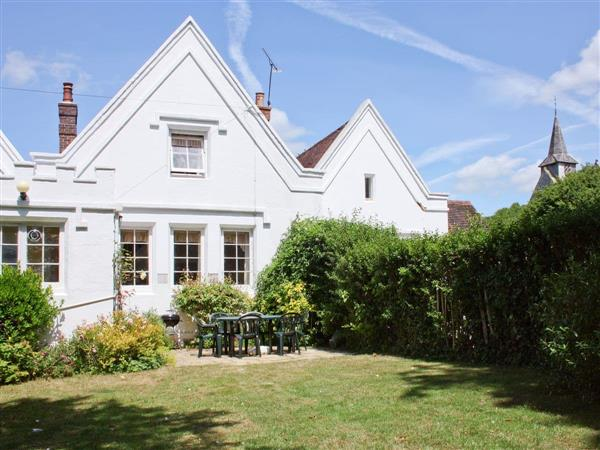 Pepper Pot Cottage in West Sussex