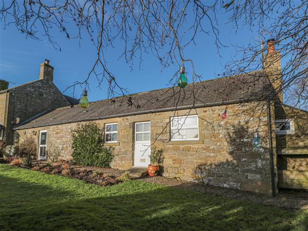 Petty Knowes Cottage from Sykes Holiday Cottages