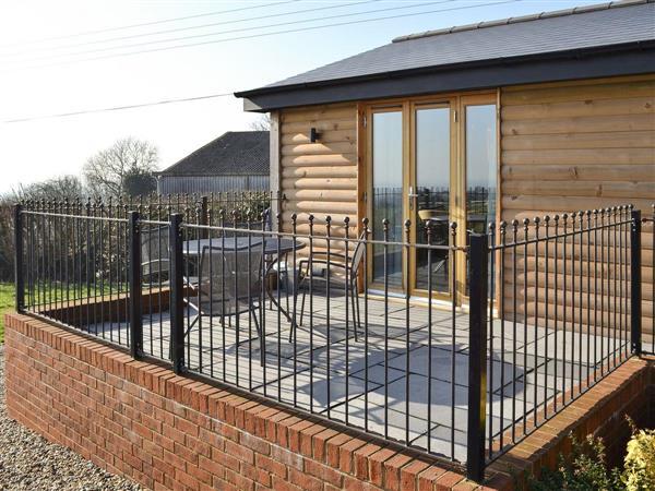 Pheasant Cabin in Kent
