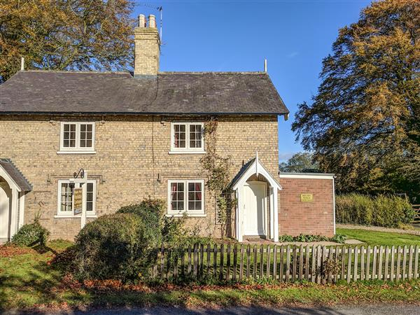 Pheasant Cottage in Lincolnshire