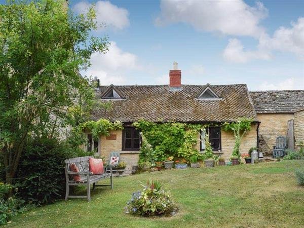 Picket Piece Cottage in Oxfordshire