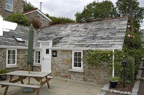 Piggery in Cornwall