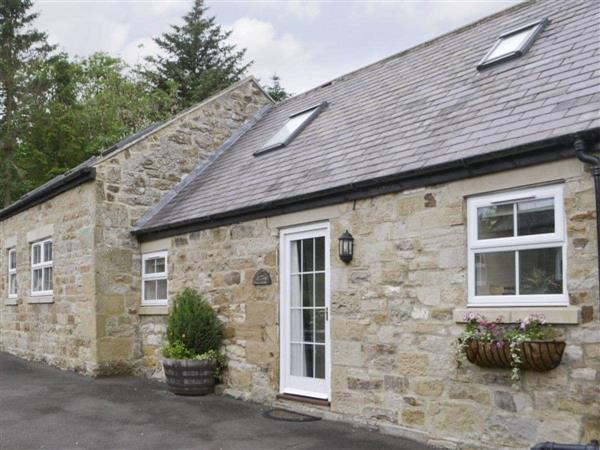 Piglet Cottage in Northumberland