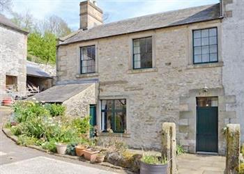 Pilsbury Grange Cottage in Derbyshire