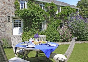 Pinchley Cottage in Cornwall