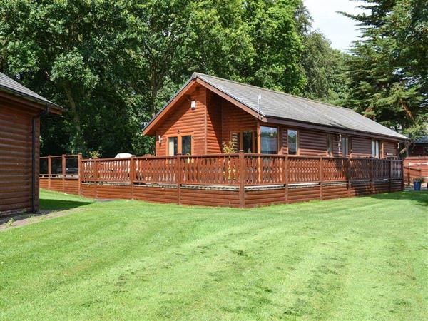 Pine Lodge in North Humberside