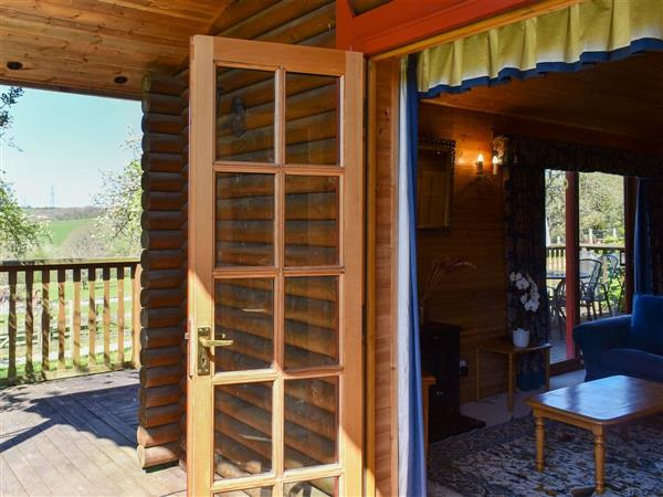 Pine Lodges - Dawn Valley Lodge in Shropshire