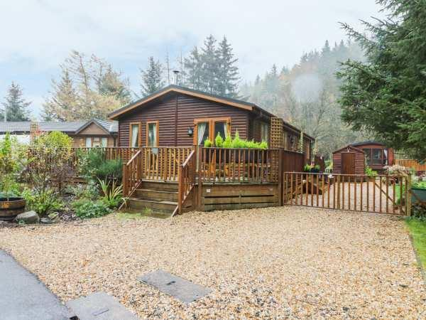 Pine Tree Lodge in Clackmannanshire
