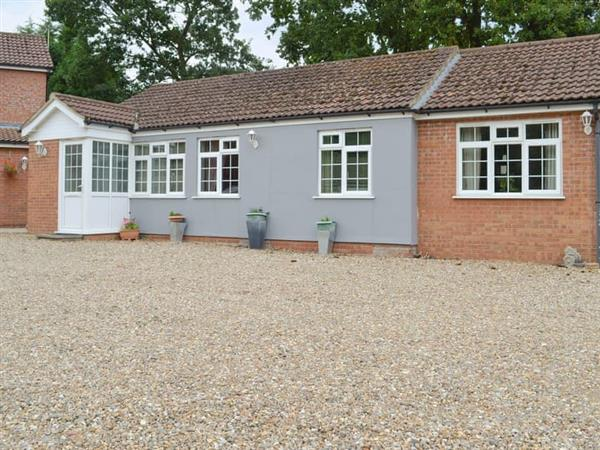 Pinewood Cottage in Norfolk