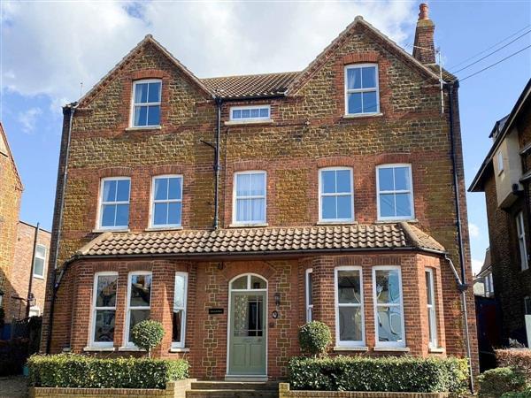 Pinewood House, Hunstanton, Norfolk.
