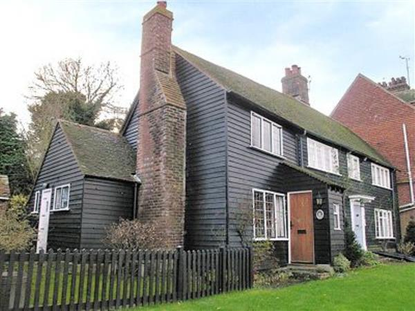 Pipewell Cottage in East Sussex