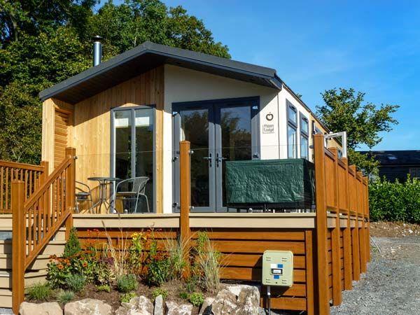 Pippin Lodge in Cumbria