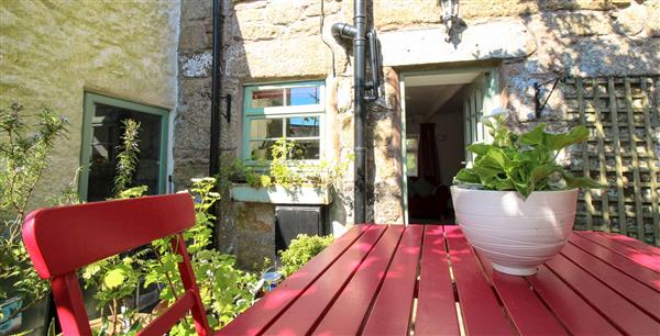 Pip's Cottage in Cornwall