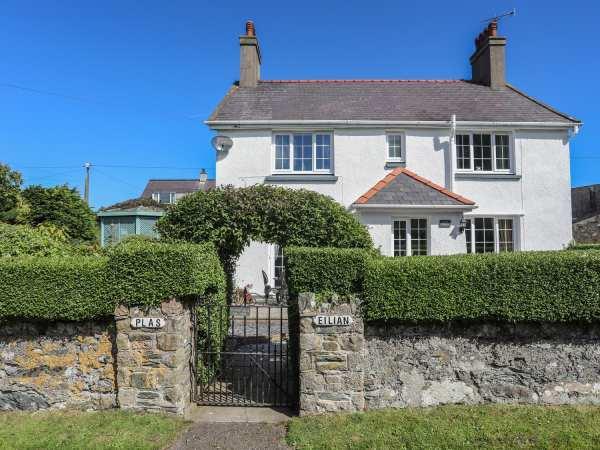 Plas Eilian House in Gwynedd